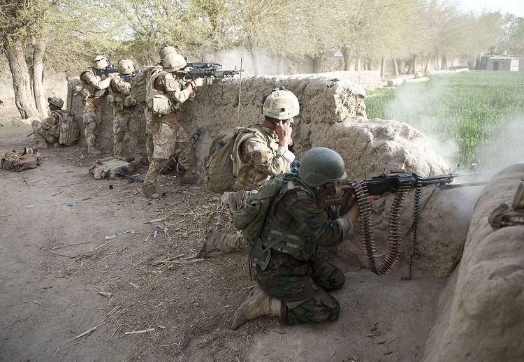 1st Battalion, The Rifles