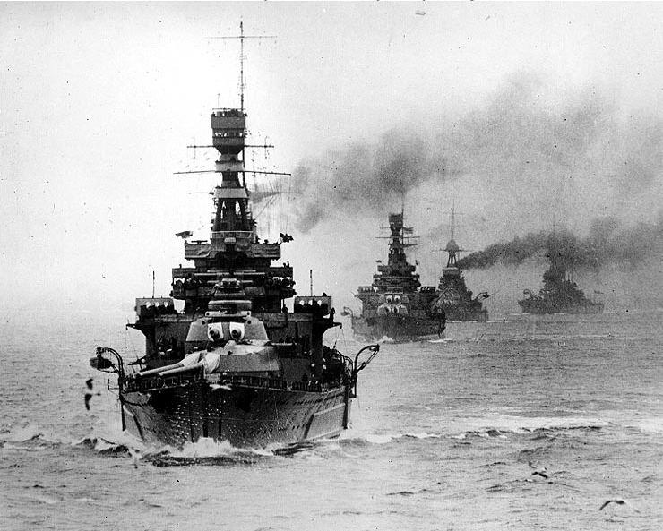 1st Battlecruiser Squadron