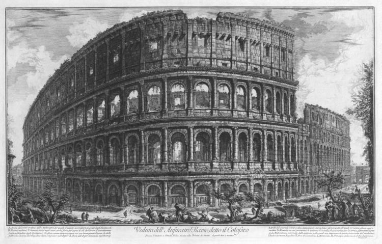 1st century in architecture