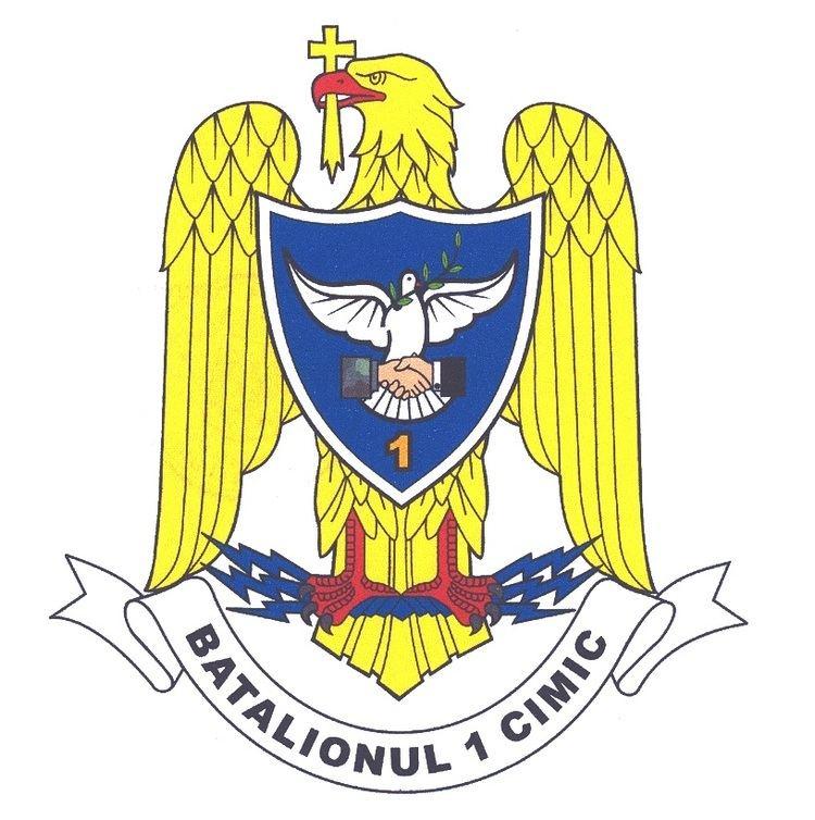 1st CIMIC Battalion (Romania)
