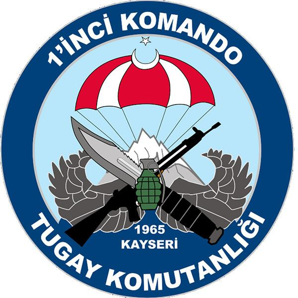 1st Commando Brigade (Turkey)