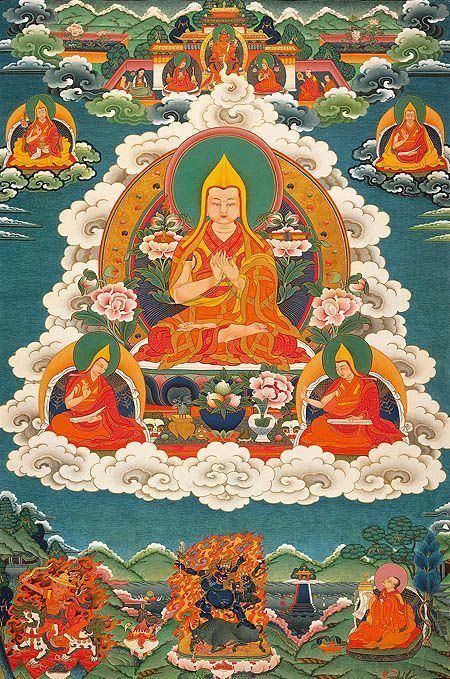 1st Dalai Lama The Succession of Dalai Lamas 1391 to the Present
