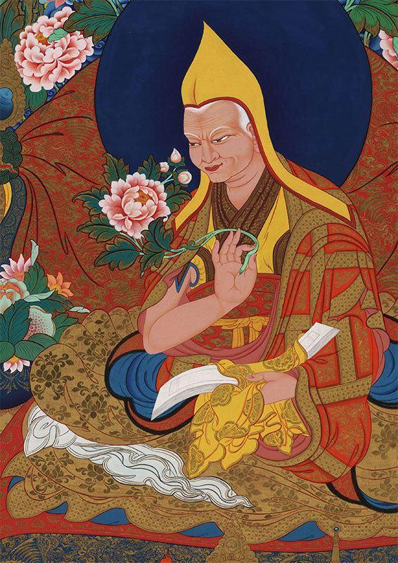 1st Dalai Lama The First Dalai Lama Embracing Compassion