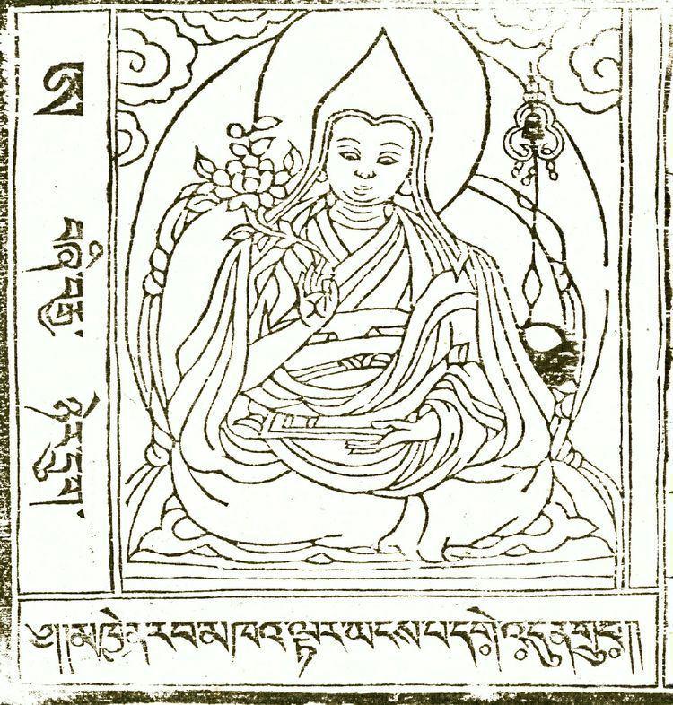 1st Dalai Lama The First Dalai Lama Gendun Drub The Treasury of Lives