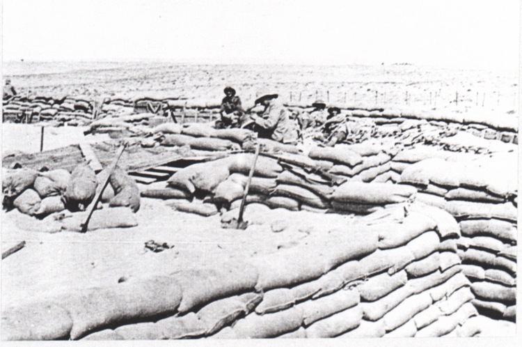 1st Dismounted Brigade