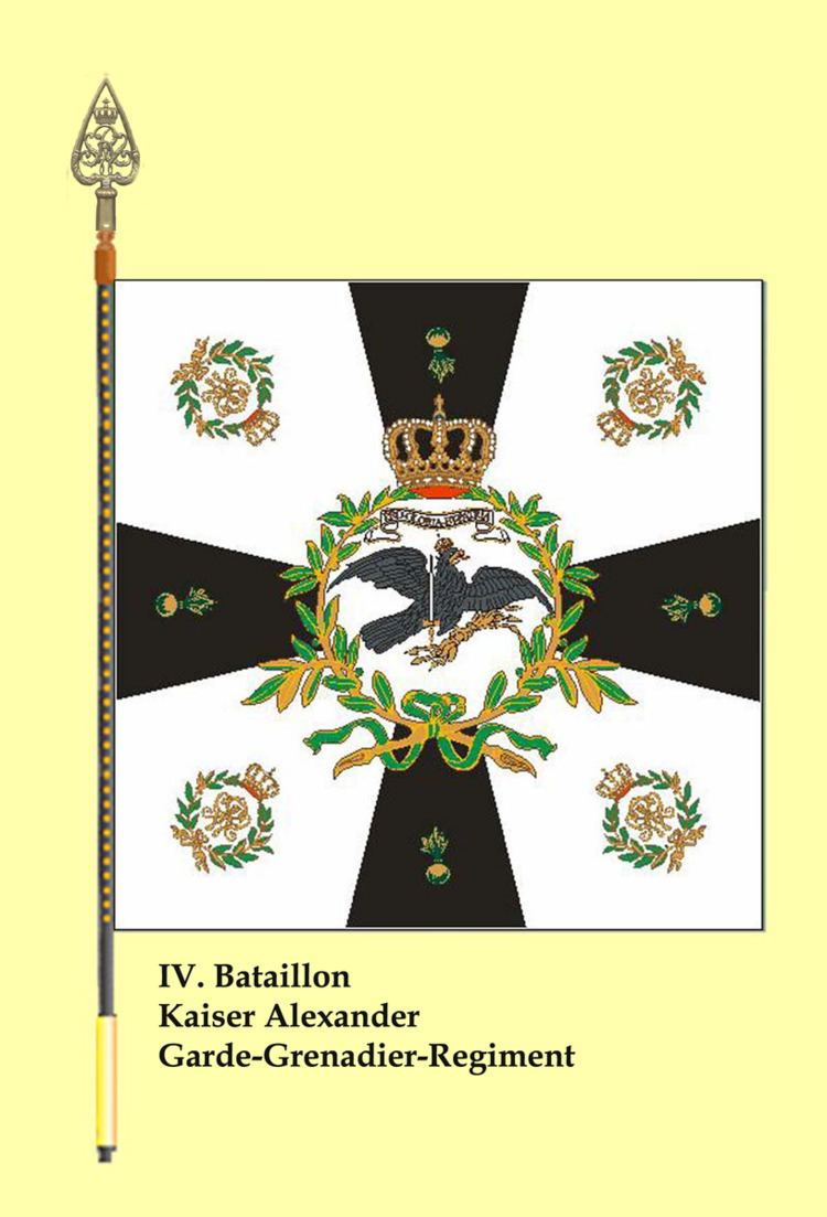 1st (Emperor Alexander) Guards Grenadiers