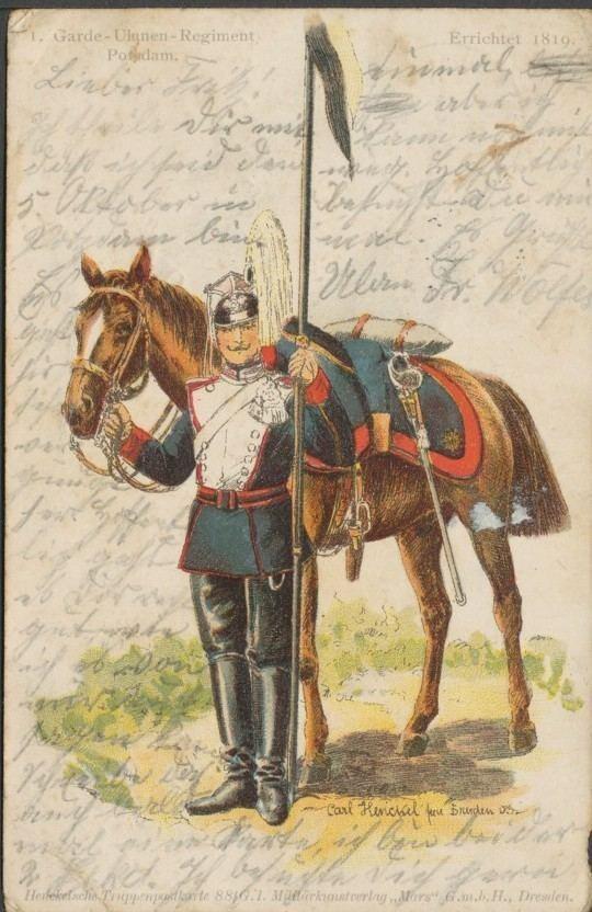 1st Guards Uhlans
