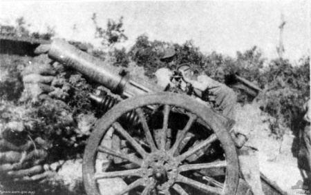 1st Heavy Artillery Battery (Australia)