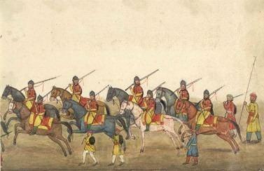 1st Horse (Skinner's Horse)