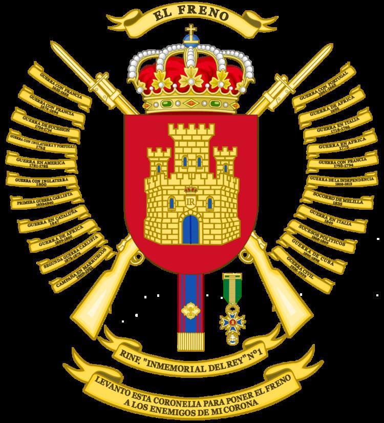 1st King's Immemorial Infantry Regiment