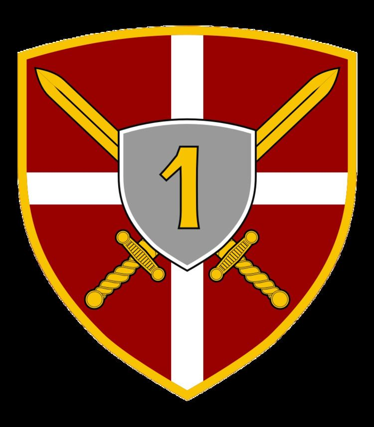1st Land Force Brigade