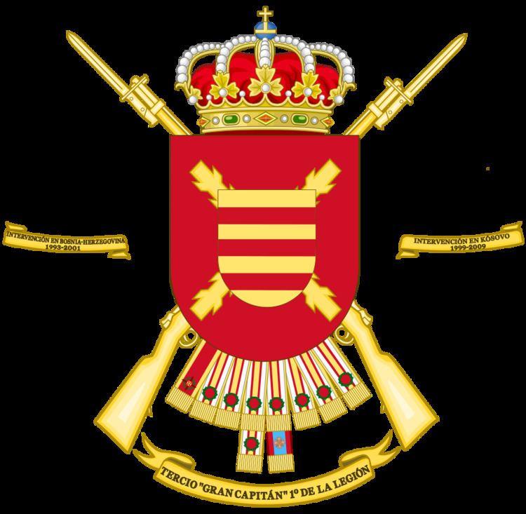 1st Legion Tercio