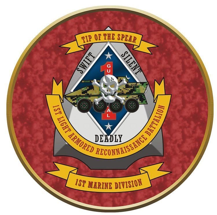 1st Light Armored Reconnaissance Battalion