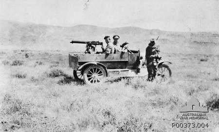 1st Light Car Patrol (Australia)
