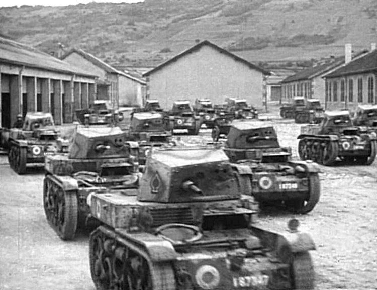 1st Light Mechanized Division (France)