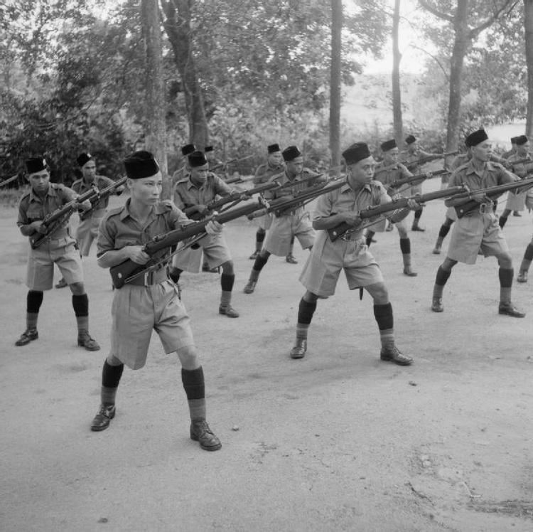 1st Malaya Infantry Brigade