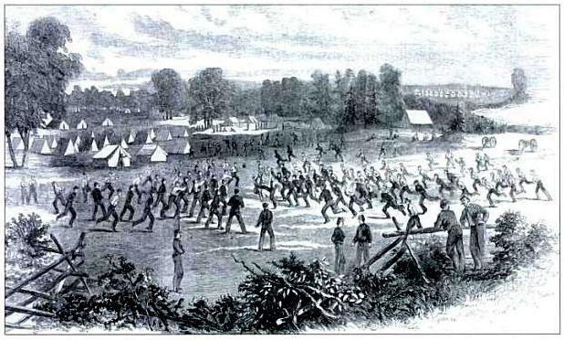 1st Maryland Infantry, CSA