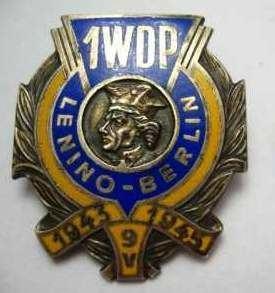 1st Mechanised Division (Poland)