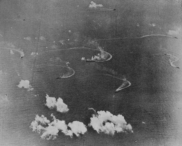 1st Mobile Fleet (Imperial Japanese Navy)