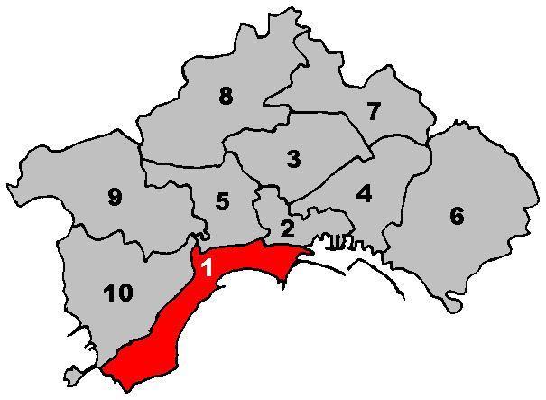 1st municipality of Naples