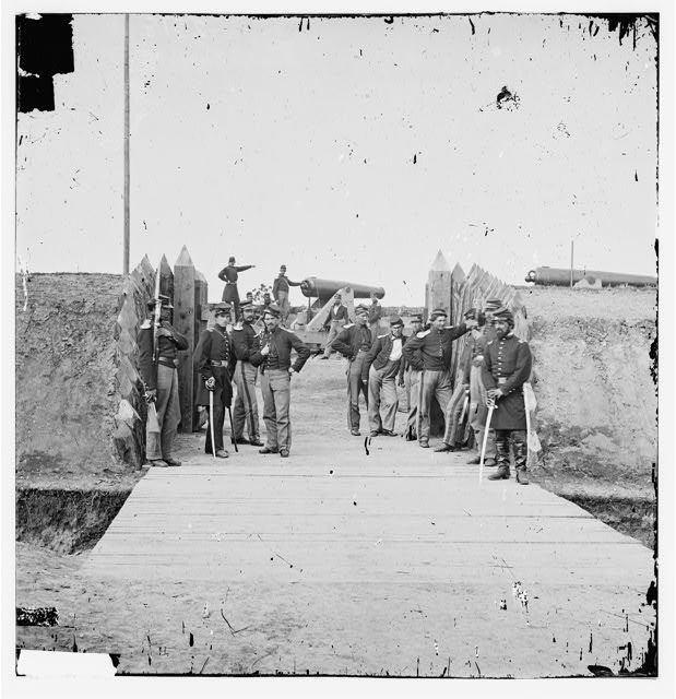 1st New Hampshire Heavy Artillery Volunteer Regiment