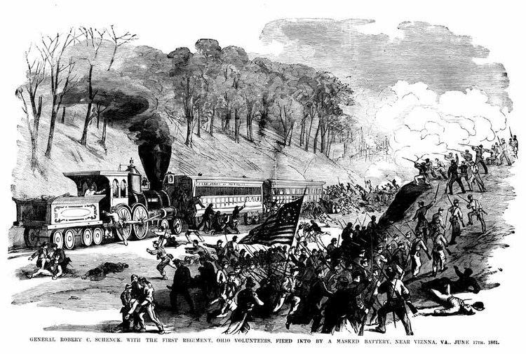 1st Ohio Infantry