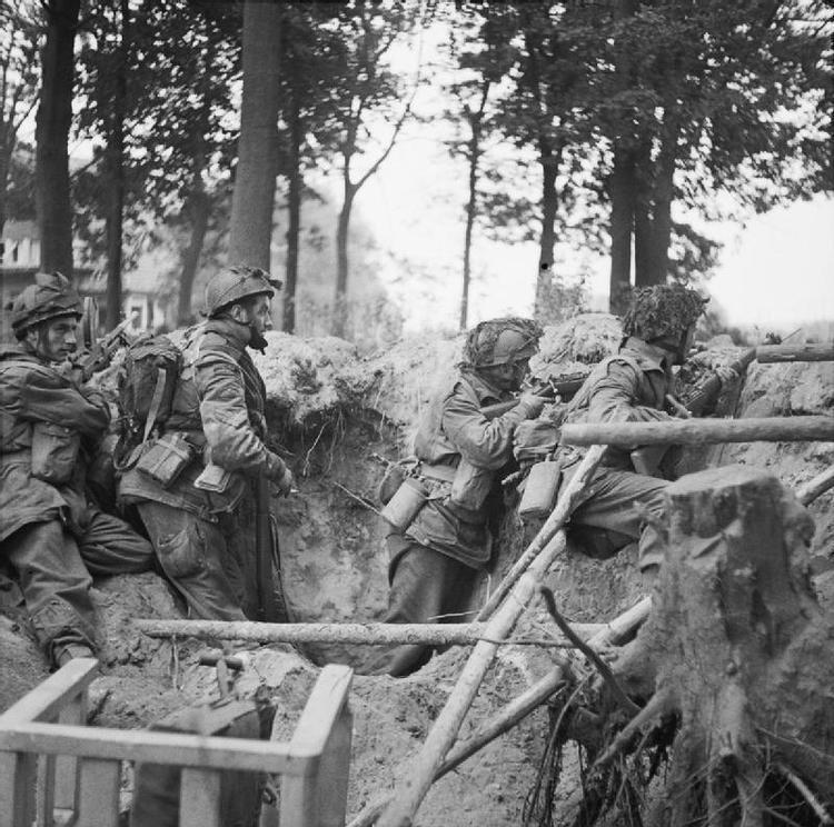 1st Parachute Brigade (United Kingdom)