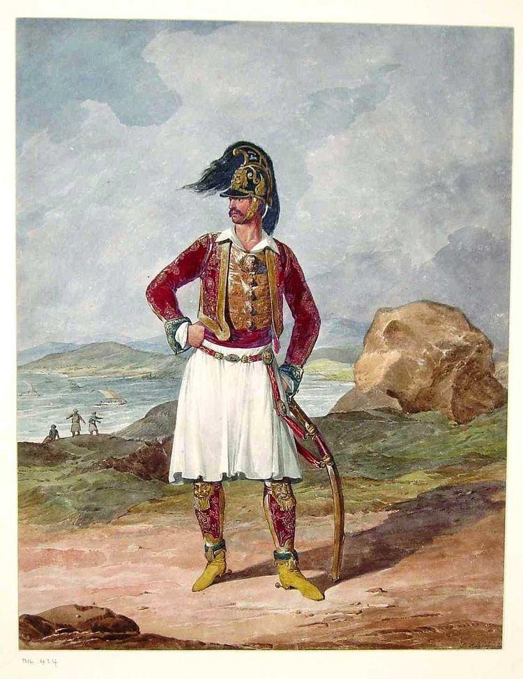1st Regiment Greek Light Infantry