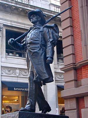 1st Regiment Infantry National Guard of Philadelphia httpsuploadwikimediaorgwikipediacommonsthu