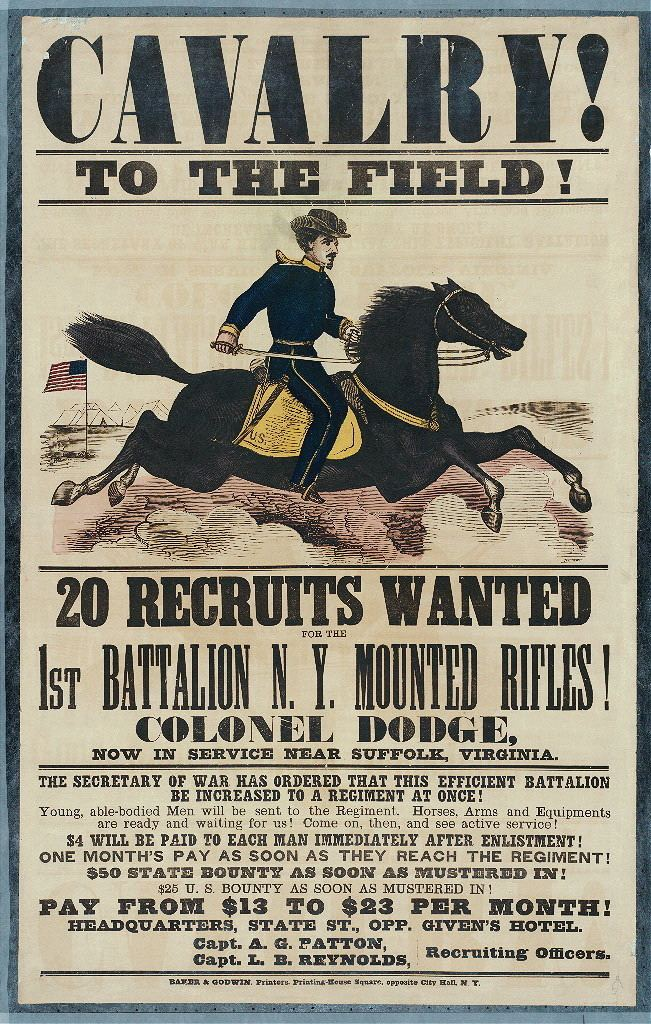 1st Regiment New York Mounted Rifles