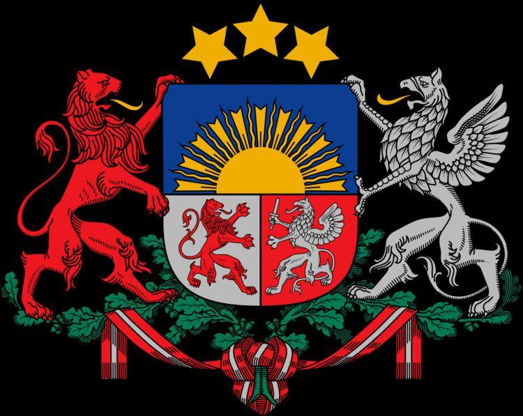 1st Saeima