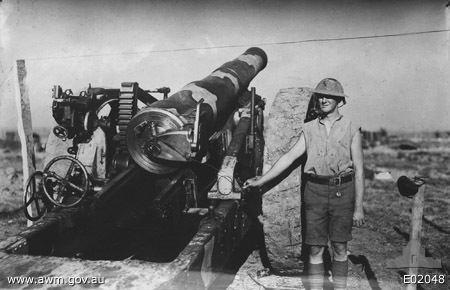 1st Siege Artillery Battery (Australia)