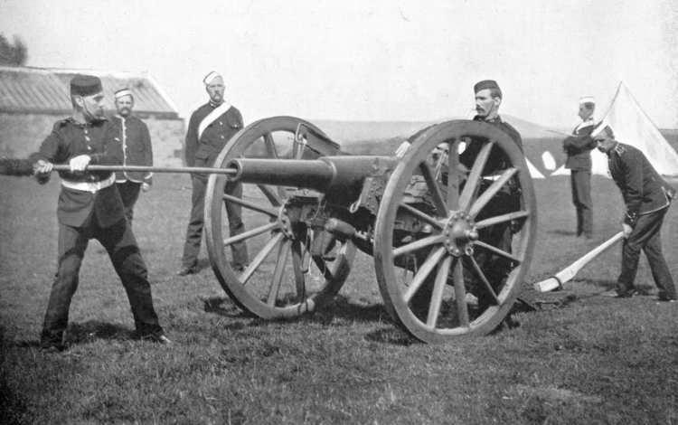 1st Staffordshire Artillery Volunteers