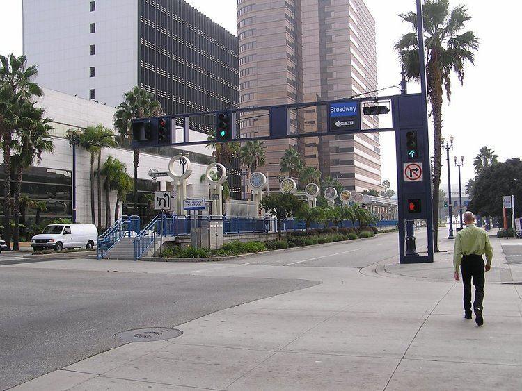 1st Street station (Los Angeles Metro)