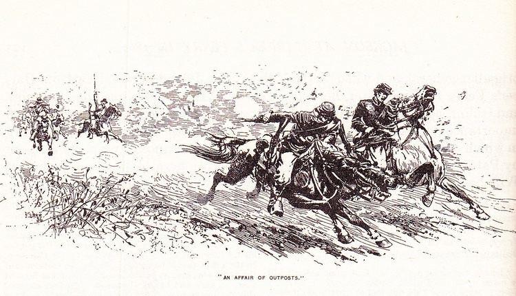 1st Vermont Cavalry ironbrigadercomwpcontentuploads201303AnAff