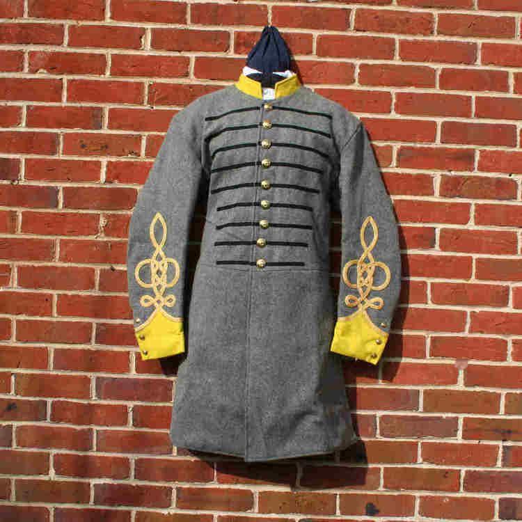 1st Virginia Cavalry 1st Virginia Cavalry Frock Coat at Civil War Sutler