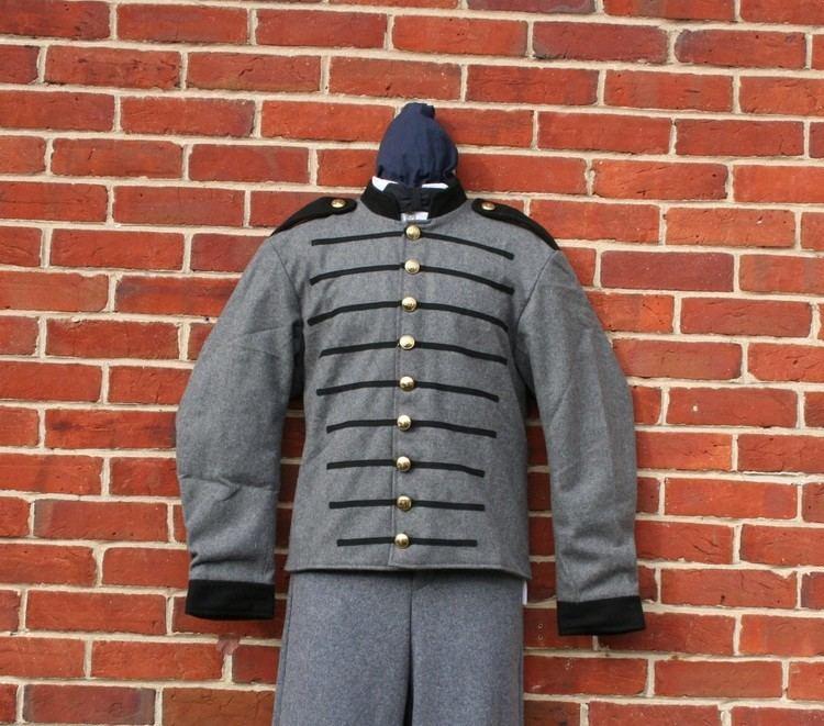 1st Virginia Cavalry 1st Virginia Cavalry Shell Jacket at Civil War Sutler
