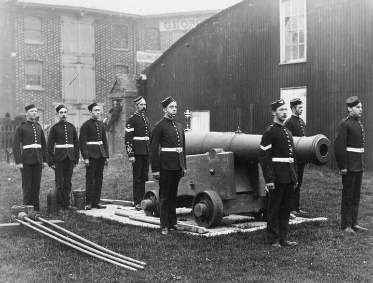 1st Wessex Artillery