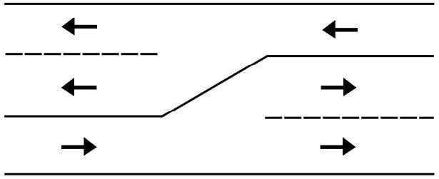 2+1 road 2 Plus 1 Road Design Transport