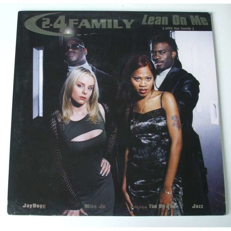 2-4 Family Lean on me with the family by 24 Family 12inch with dom88 Ref