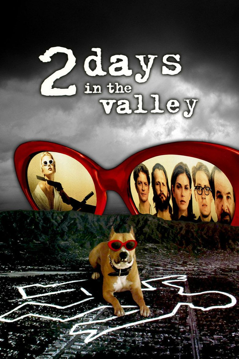 2 Days in the Valley movie poster