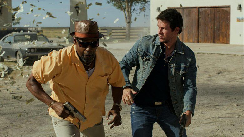 2 Guns movie scenes