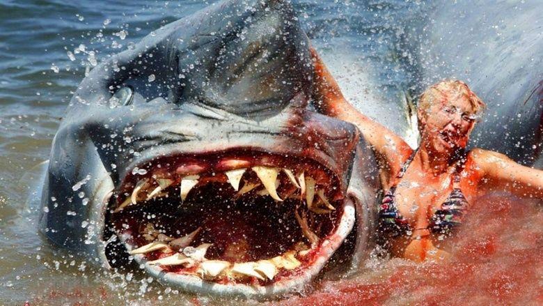 2 Headed Shark Attack movie scenes