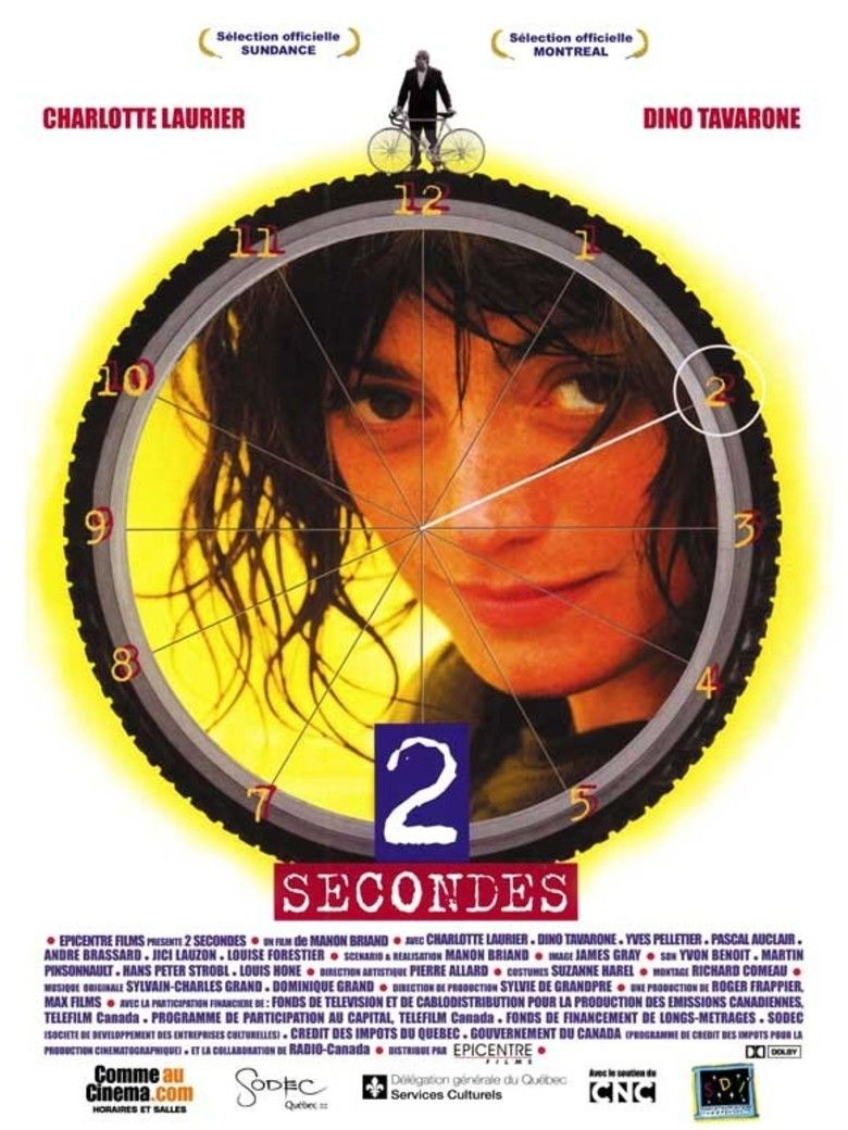 2 Seconds movie poster