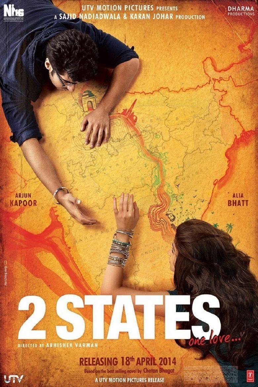 2 States (film) movie poster