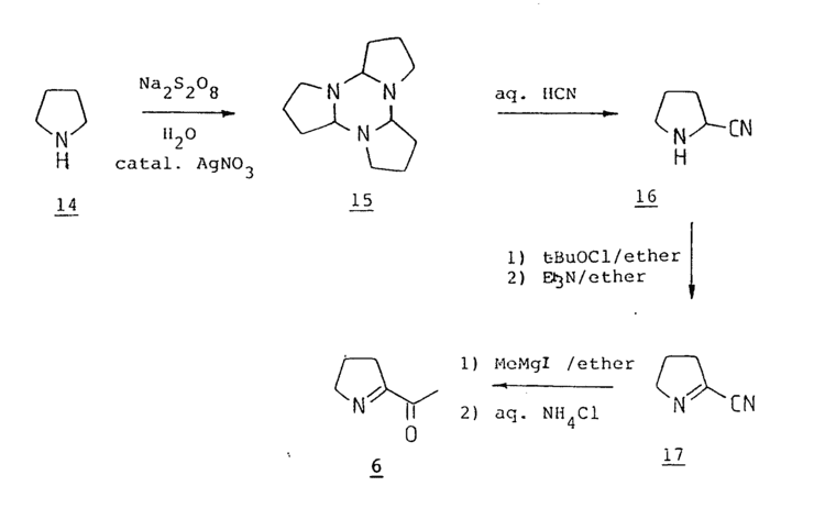 2-Acetyl-1-pyrroline Organic Synthesis International The rice flavor compound2