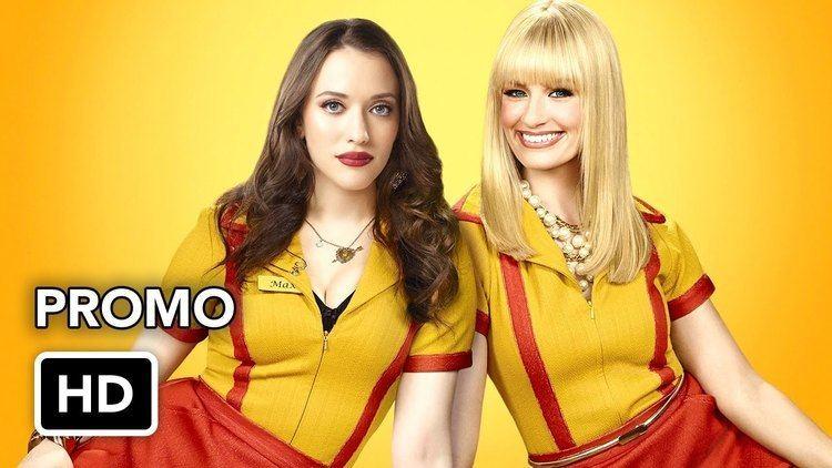 2 Broke Girls 2 Broke Girls Season 6 Promo HD YouTube