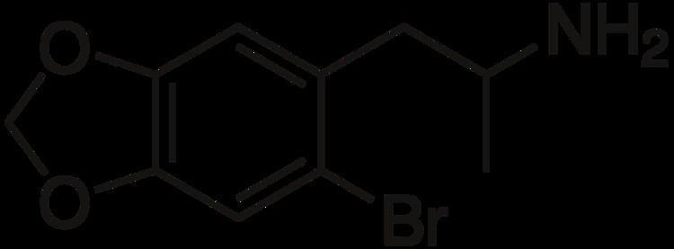 2-Bromo-4,5-methylenedioxyamphetamine