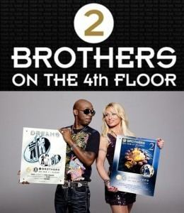 2 Brothers on the 4th Floor MENGESDCMusic 2Brothers on 4th Floor