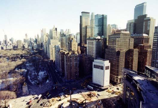 2 Columbus Circle New York Architecture Images 2 Columbus Circle